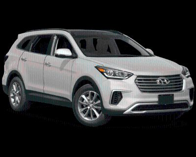 Pre-Owned 2017 Hyundai Santa Fe SE AWD 4D Sport Utility