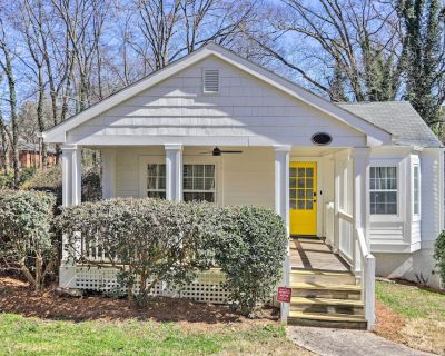NEW! Charming College Park Cottage - 8 Mi to ATL! - College Park