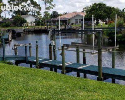 Riverbend Blvs Lee, FL 33917 2 Bedroom House Rental