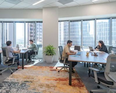 Private Office - 1 Available at Serendipity Labs - Galleria Uptown