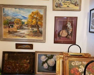 Memory Movers Estate Sales presents an Amazing Menaul NE Estate Sale