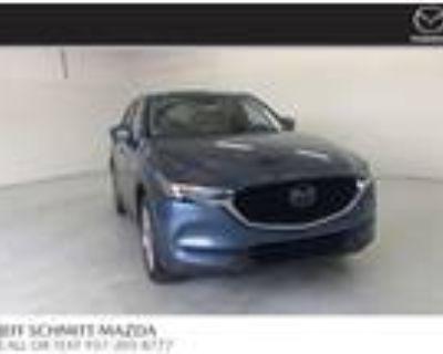 2021 Mazda CX-5 Blue, 7K miles