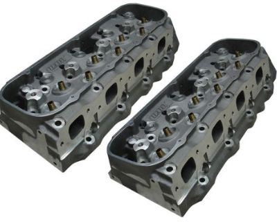 Dart 383 Cnc Race Series Heads For Big Block Chevy Pn 16875050 **early Style**