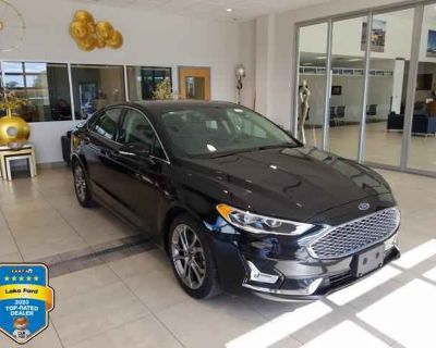 Used 2020 Ford Fusion Hybrid FWD