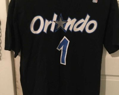 Orlando Magic T-Shirt Penny Hardaway