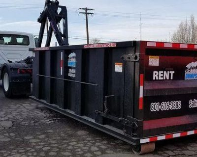 The Roll Off Dumpster Salt Lake