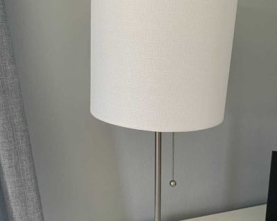 Table/desk lamp - approx 24 in tall
