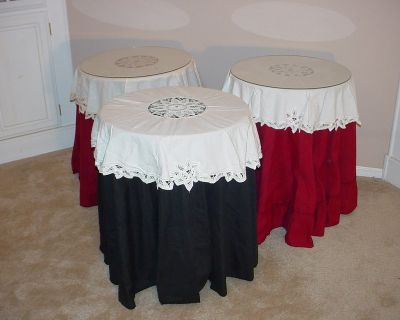 "Decorator ""Table Cloths & Toppers"""