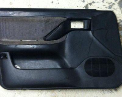 1994 Mazda Protege Front Drivers Side Door Panel
