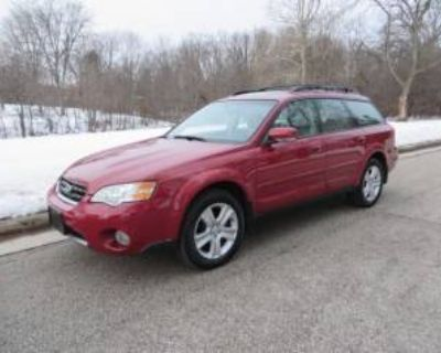 2006 Subaru Outback 3.0R VDC Limited with Navigation SUV Auto