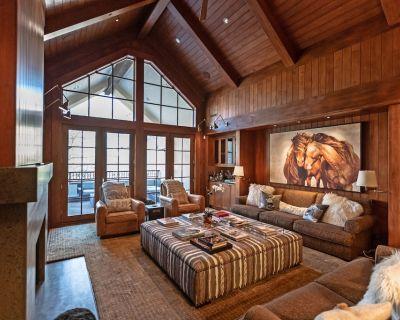 Luxury Ski In Ski Out Penthouse Vail Mountain - Golden Peak