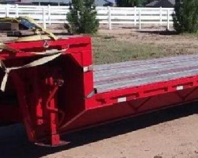 1994 Trailmobile *20 K GVWR* Step Deck