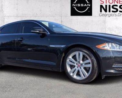 2014 Jaguar XJ Portfolio
