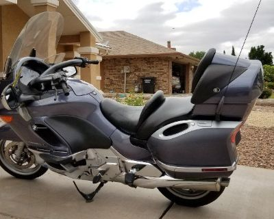 1999 BMW K1200 LT Motorcycle