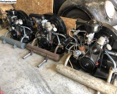 Turn Key Rebuilt 36hp Engine 36 HP Complete