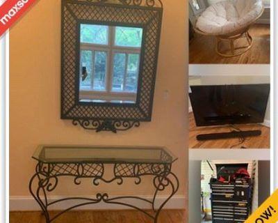 Great Falls Estate Sale Online Auction - Kentland Drive