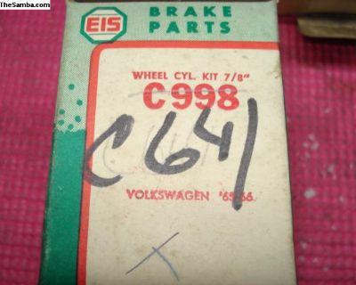 NOS Eis Front Wheel Cylinder Rebuild Kits 58-66