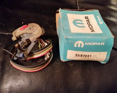 MOPAR NOS 1967 1968 1969 CHARGER CORONET ROAD RUNNER FURY TURN SIGNAL SWITCH