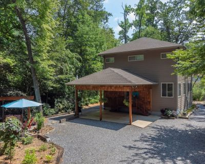 Bears on the Green | Screened Porch, Playroom & Firepit | 5 Mins to Downtown - Black Mountain