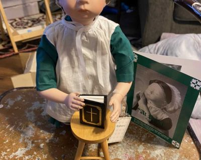 Amish Blessings Doll