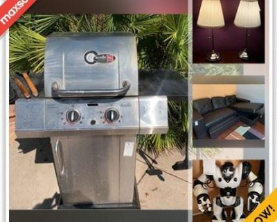San Jose Moving Online Auction - Todd Way