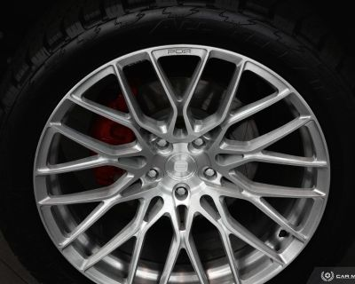 PUR FL25 22 + Nitto Terra Grappler Tires MB G55/G550/G63 AMG