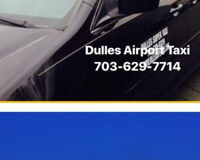 Ashburn Dulles Taxi