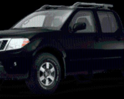 2013 Nissan Frontier SV Crew Cab 4WD Auto SWB