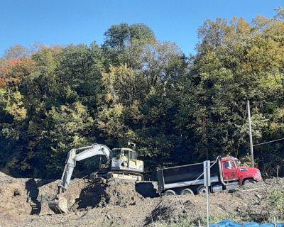 Heavy equipment & dump truck financing - (All credit types)