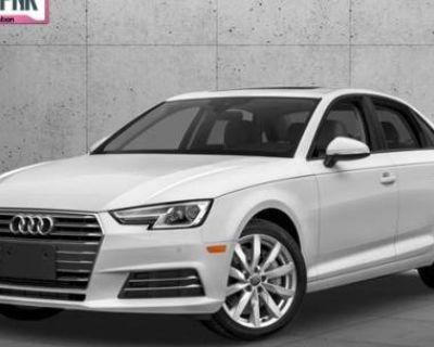 2018 Audi A4 ultra Premium