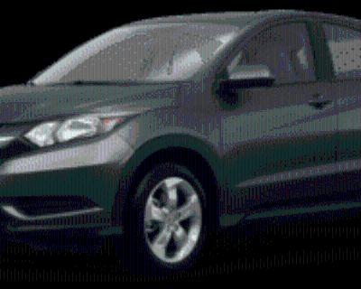 2016 Honda HR-V LX FWD CVT
