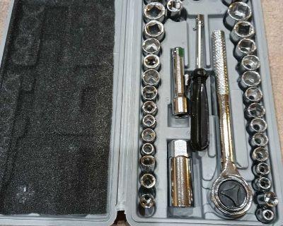 40 piece ratchet set