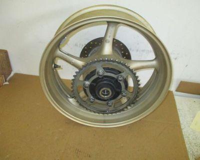 2014 Yamaha R6 Rear Wheel Yamaha R6 Rear Wheel Yamaha Rear Wheel R6 Rear Wheel