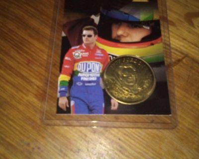 JEFF GORDON- (NASCAR