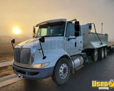 Solid 2011 International MaxXforce 13 Super 10 Dump Truck