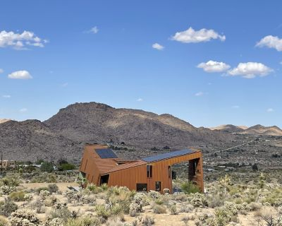 NEW Listing: House Of The Moon - Joshua Tree Highlands