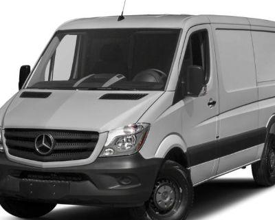 2017 Mercedes-Benz Sprinter Cargo Van 2500 Worker