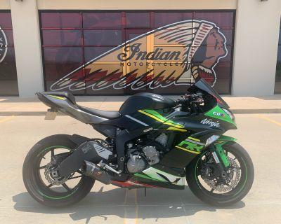 2016 Kawasaki Ninja ZX-6R ABS KRT Edition Supersport Norman, OK