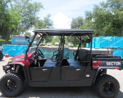 2021 Hisun Sector 750 Crew EPS Utility SxS Sanford, FL