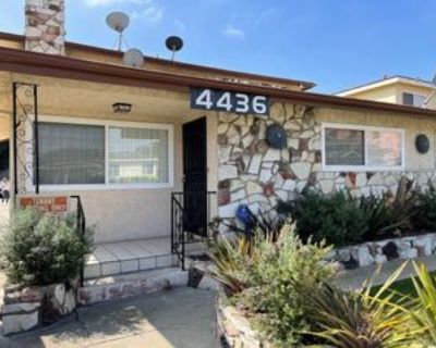 4436 W 142nd St #A, Hawthorne, CA 90250 3 Bedroom Apartment