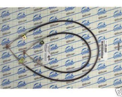 Cable Set - W/ac, Replaces Gm# 3940238 68 Corvette [26-4068]