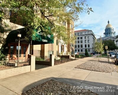 Downtown Studio Apt- Furnished Interior, Flexible Leasing Options, & Utilities Included