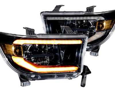 New XB-Series Sequential DRL Bar LED by Morimoto for Toyota Sequoia