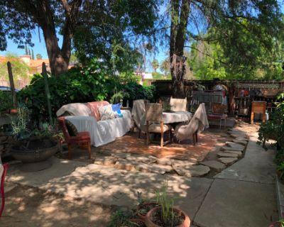 Urban Cabin Bohemian Outdoor Living Space, sherman oaks, CA