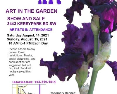 Art in the Garden Show and Sale