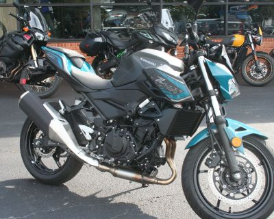 2021 Kawasaki Z400 ABS Sport Norfolk, VA