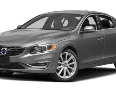 2018 Volvo S60 Inscription Platinum