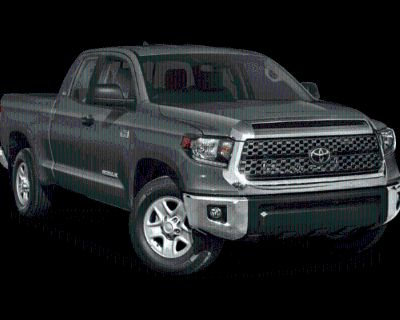 New 2021 Toyota Tundra SR5 Double Cab SR5 Double Cab 6.5' Bed 5.7L (Natl)