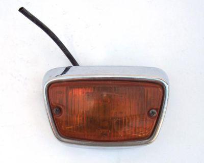Park-turn Light, Left Front, Driver Side, 1965 Mercedes-benz 190d W110