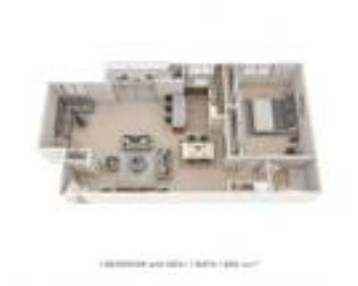 Princeton Estates Apartment Homes - One Bedroom w/ Den